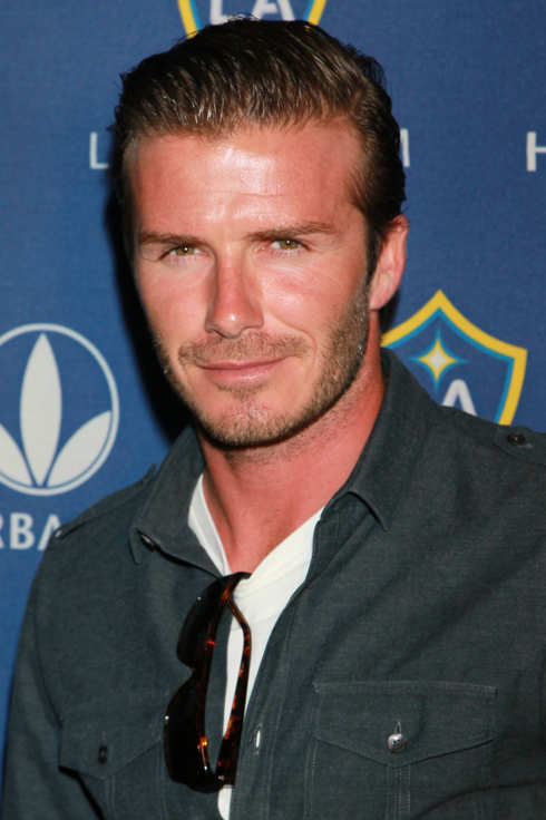 LOS ANGELES, CA - JULY 01:  Professional soccer player David Beckham attends the LA Galaxy Fourth of July Weekend Kick Off Party at L.A. LIVE on July 1, 2011 in Los Angeles, California.  (Photo by David Livingston/Getty Images)