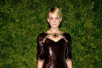 NEW YORK - NOVEMBER 15:  Carey Mulligan attends the 7th Annual CFDA/Vogue Fashion Fund Awards>> at Skylight SOHO on November 15, 2010 in New York City.  (Photo by Ben Gabbe/Getty Images) *** Local Caption *** Carey Mulligan