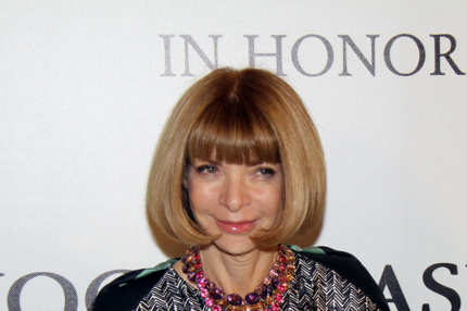 Celebrities attend the 'Vogue Fashion Fund Who Is On Next?' party, at Palazzo Morando during Fashion Week in Milan, Italy.<P>Pictured: Anna Wintour <P><B>Ref: SPL318519  220911  </B><BR/>Picture by: Paolo Diletto / Splash News<BR/></P><P><B>Splash News and Pictures</B><BR/>Los Angeles:310-821-2666<BR/>New York:212-619-2666<BR/>London:870-934-2666<BR/>photodesk@splashnews.com<BR/></P>