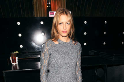 Charlotte Ronson attends the Charlotte Ronson Fall 2012 After Party