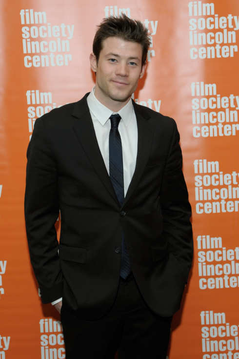 "NEW YORK, NY - APRIL 03:  Ryan Metcalf attends the ""Damsels in Distress"" screening at The Film Society of Lincoln Center on April 3, 2012 in New York City.  (Photo by Ilya S. Savenok/Getty Images)"
