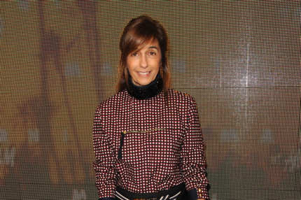 Consuelo Castiglioni attends the Marni at H&M Collection Launch at Lloyd Wright's Sowden House on February 17, 2012 in Los Angeles, California.