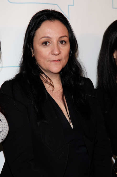 Kelly Cutrone at BRAVO'S Up Front Party, Sklylight Studios, NYC, March 10, 2010.