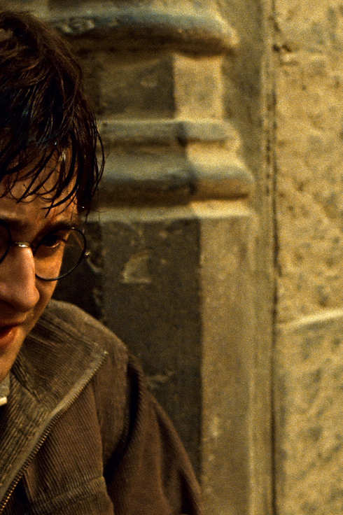 "DANIEL RADCLIFFE as Harry Potter in Warner Bros. Pictures' fantasy adventure ""HARRY POTTER AND THE DEATHLY HALLOWS – PART 2,"" a Warner Bros. Pictures release."
