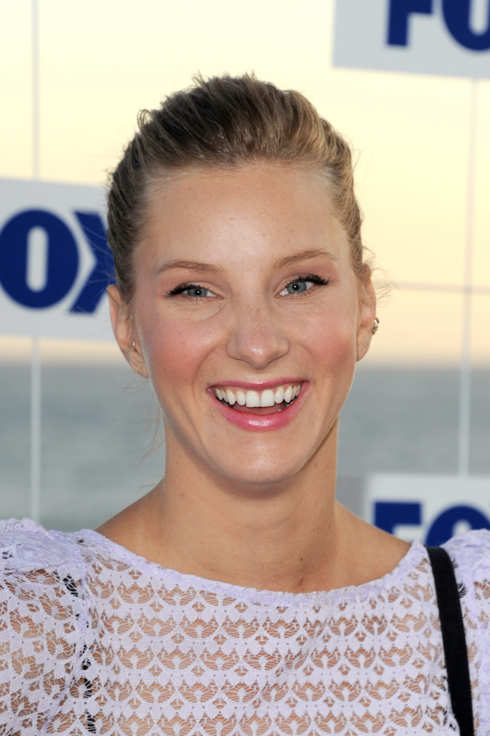 PACIFIC PALISADES, CA - AUGUST 05:  Actor Heather Morris arrives at the FOX All-Star party at Gladstones on August 5, 2011 in Pacific Palisades, California.  (Photo by Kevin Winter/Getty Images)