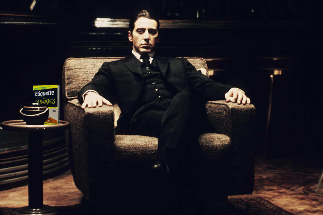 TITLE: GODFATHER PART II, THE • PERS: PACINO, AL • YEAR: 1974 • DIR: COPPOLA, FRANCIS FORD • REF: GOD013AN • CREDIT: [ THE KOBAL COLLECTION / PARAMOUNT ]