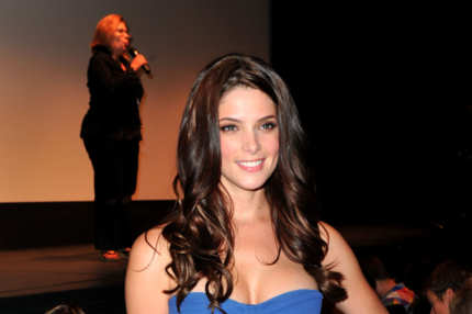"TORONTO, ON - SEPTEMBER 12: Actress Ashley Greene attends ""Ten Year"" Premiere at Ryerson Theatre during the 2011 Toronto International Film Festival on September 12, 2011 in Toronto, Canada.  (Photo by Alberto E. Rodriguez/Getty Images)"