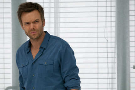 "COMMUNITY -- ""Biology 101"" Episode 301 -- Pictured: Joel McHale as Jeff -- Photo by: Colleen Hayes/NBC"