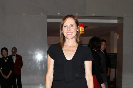 WASHINGTON - OCTOBER 23:  Actor and Comedian Molly Shannon arrives at the 14th Annual Mark Twain Prize for American Humor at the John F. Kennedy Center for the Performing Arts on October 23, 2011 in Washington, DC.  (Photo by Paul Morigi/WireImage)