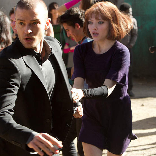 IT-246  Justin Timberlake and Amanda Seyfried are on the run, and almost out of time.