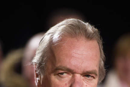 LONDON, ENGLAND - NOVEMBER 10: Martin Amis attends the Galaxy National Book Awards at BBC Television Centre on November 10, 2010 in London, England. (Photo by Ian Gavan/Getty Images) *** Local Caption *** Martin Amis