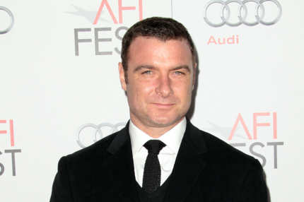 "HOLLYWOOD, CA - NOVEMBER 03: Actor Liev Schreiber attends the AFI FEST 2011 Presented By Audi - ""J. Edgar"" Opening Night Gala at Grauman's Chinese Theatre on November 3, 2011 in Hollywood, California.  (Photo by Frederick M. Brown/Getty Images)"