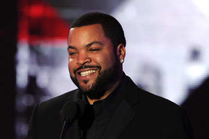 LOS ANGELES, CA - JANUARY 14:  Ice Cube speaks onstage during the 16th annual Critics' Choice Movie Awards at the Hollywood Palladium on January 14, 2011 in Los Angeles, California.  (Photo by Kevin Winter/Getty Images) *** Local Caption *** Ice Cube