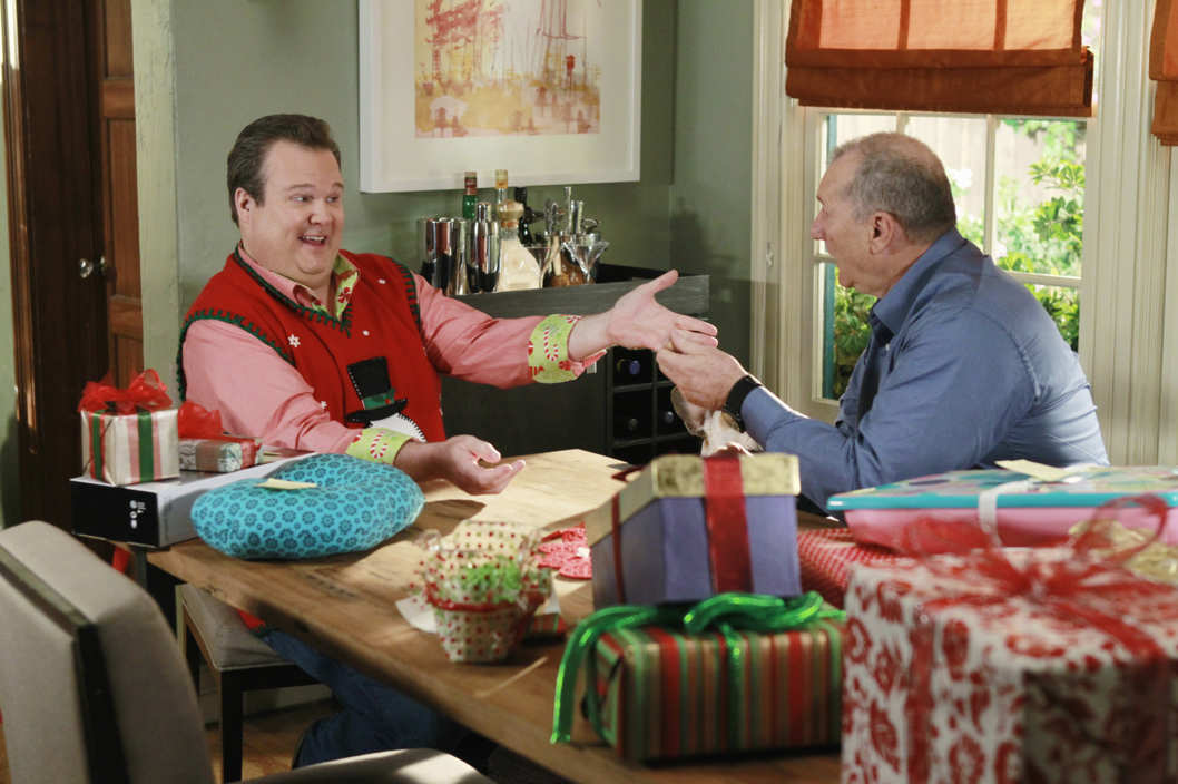 """Modern Family,"" WEDNESDAY, DECEMBER 7 (9:00-9:31 p.m., ET), on ABC."