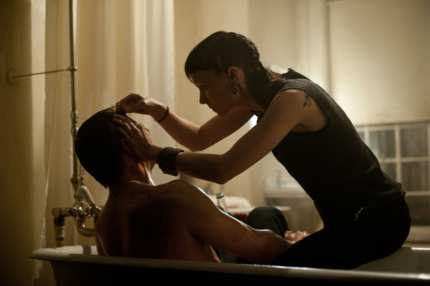 "Daniel Craig, left, and Rooney Mara star in Columbia Pictures' ""The Girl With The Dragon Tattoo."""