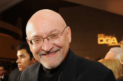 HOLLYWOOD - JANUARY 29:  Director Frank Darabont attends the 63rd Annual Directors Guild Of America Awards cocktail reception held at outside of the Grand Ballroom at Hollywood & Highland on January 29, 2011 in Hollywood, California.  (Photo by Kevin Winter/Getty Images for DGA) *** Local Caption *** Frank Darabont