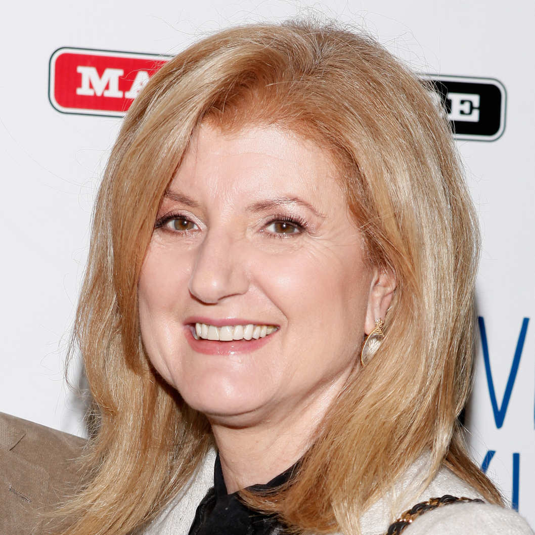 "NEW YORK, NY - OCTOBER 20:  Arianna Huffington attends the opening night of ""Relatively Speaking"" at the Brooks Atkinson Theatre on October 20, 2011 in New York City.  (Photo by Cindy Ord/Getty Images)"