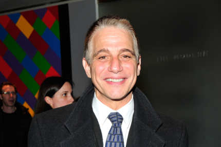 "Tony Danza attends the premiere of ""Return"""