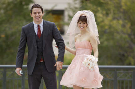 Channing Tatum and Rachel McAdams star in Screen Gems' THE VOW.
