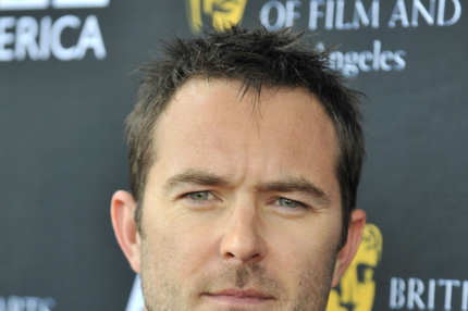 BEVERLY HILLS, CA - SEPTEMBER 17: Sullivan Stapleton arrives for the 9th annual BAFTA tea party at L'Ermitage Beverly Hills Hotel on September 17, 2011 in Beverly Hills, California. (Photo by Toby Canham/Getty Images For BAFTA Los Angeles)