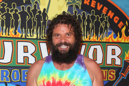 "NEW YORK - MAY 16:  Television personality Rupert Boneham attends the ""Survivor: Heroes Vs Villains"" finale reunion show at Ed Sullivan Theater on May 16, 2010 in New York City.  (Photo by Mike Coppola/Getty Images) *** Local Caption *** Rupert Boneham"