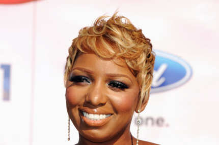 Television personality NeNe Leakes arrives at the BET Awards '11 held at the Shrine Auditorium on June 26, 2011 in Los Angeles, California.