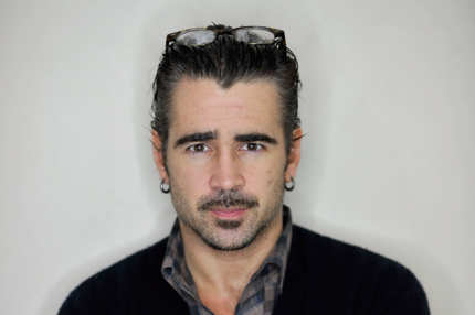 DUBAI, UNITED ARAB EMIRATES - DECEMBER 19:  Actor Colin Farrell during a portrait session at the 7th Annual Dubai International Film Festival held at the Madinat Jumeriah Complex on December 19, 2010 in Dubai, United Arab Emirates.  (Photo by Gareth Cattermole/Getty Images For Dubai International Film Festival) *** Local Caption *** Colin Farrell