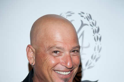 NEW YORK, NY - JANUARY 07:  Comedian Howie Mandel attends the 2012 24 Karat Club Banquet at The Waldorf=Astoria on January 7, 2012 in New York City.  (Photo by Dave Kotinsky/Getty Images)