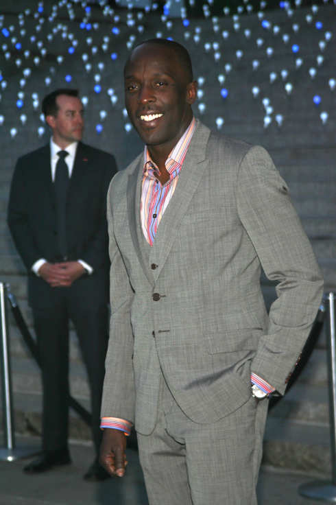 Michael K. Williams - VANITY FAIR Opening Night Party For The TRIBECA FILM FESTIVAL