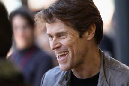 "AUSTIN, TX - MARCH 11:  Actor Willem Dafoe attends ""The Hunter Red"" Carpet Arrivals during the 2012 SXSW Music, Film + Interactive Festival at Paramount Theatre on March 11, 2012 in Austin, Texas.  (Photo by Karl Walter/Getty Images)"