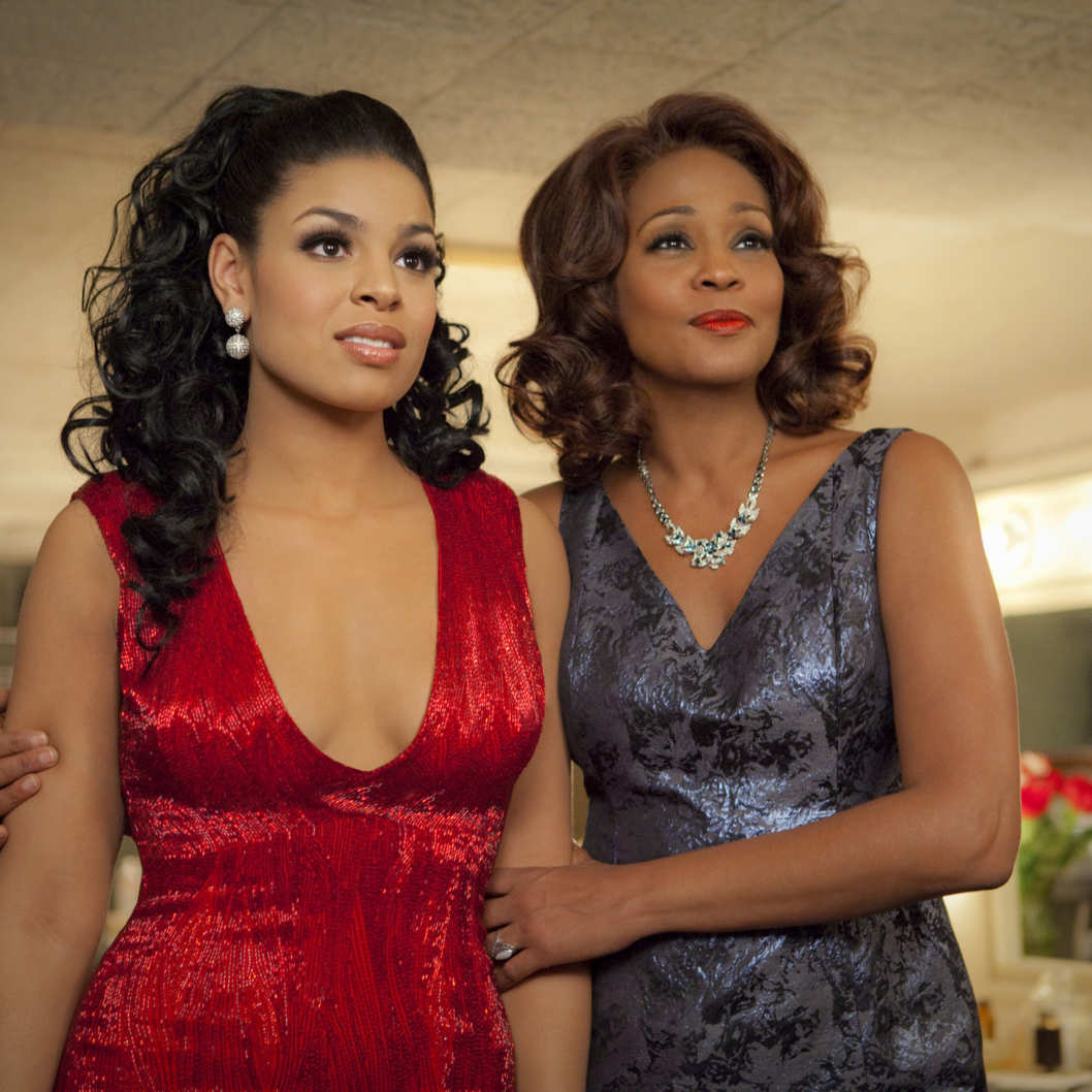 Sparkle (Jordin Sparks) and Emma (Whitney Houston) in TriStar Pictures' SPARKLE.