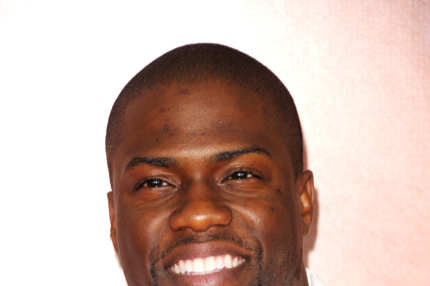 Comedian Kevin Hart visits the 2012 Tribeca Film Festival