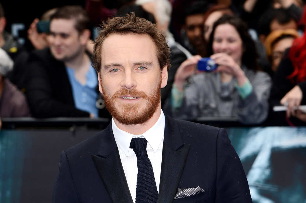 "Actor Michael Fassbender attends the world premiere of ""Prometheus"" at the Empire Leicester Square"