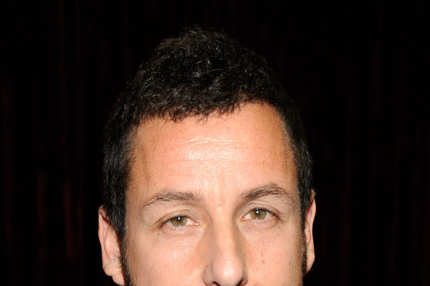 Actor Adam Sandler attends the 2012 People's Choice Awards at Nokia Theatre L.A. Live on January 11, 2012 in Los Angeles, California.