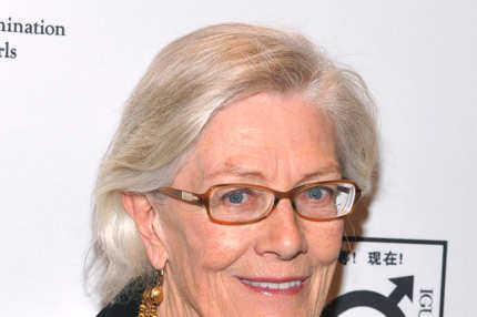 Actress Vanessa Redgrave attends the Equality Now 20th Anniversary Fundraiser Event