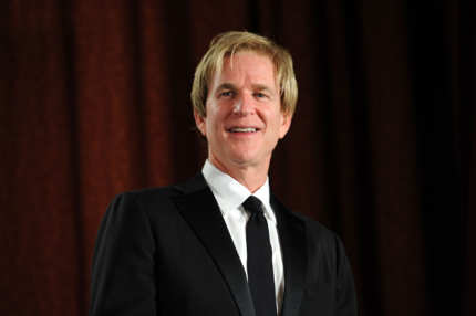 NEW YORK - NOVEMBER 22:  Actor Matthew Modine poses in the press room during the 38th International Emmy Awards at the New York Hilton and Towers on November 22, 2010 in New York City.  (Photo by Bryan Bedder/Getty Images) *** Local Caption *** Matthew Modine