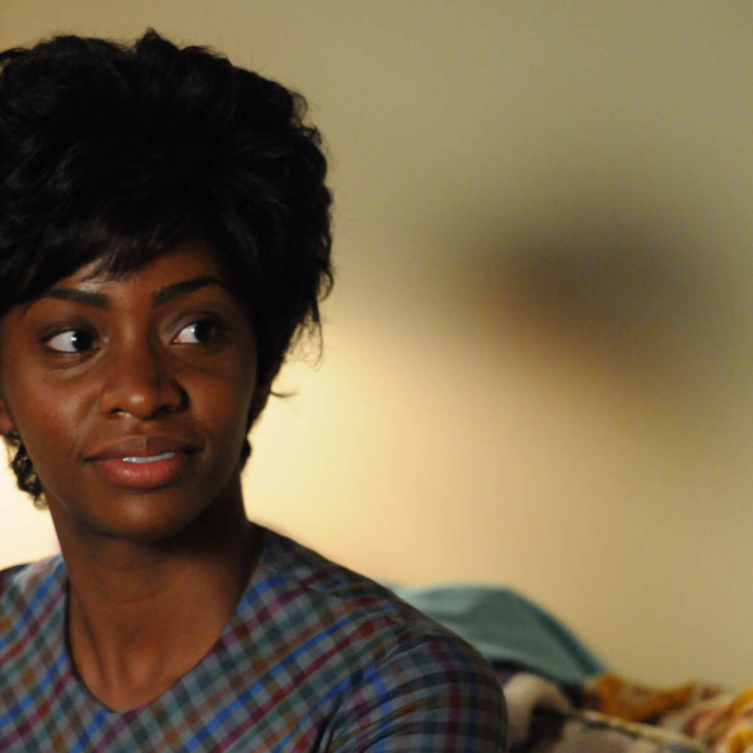 Dawn Chambers (Teyonah Parris) - Mad Men - Season 5, Episode 4