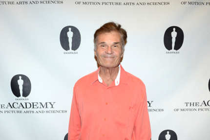 "Actor Fred Willard arrives at The Academy of Motion Pictures Arts and Science's ""The Last 70mm  Film Festival"" Screening Of ""It's A Mad, Mad, Mad, Mad World"" at AMPAS Samuel Goldwyn Theater on July 9, 2012 in Beverly Hills, California."
