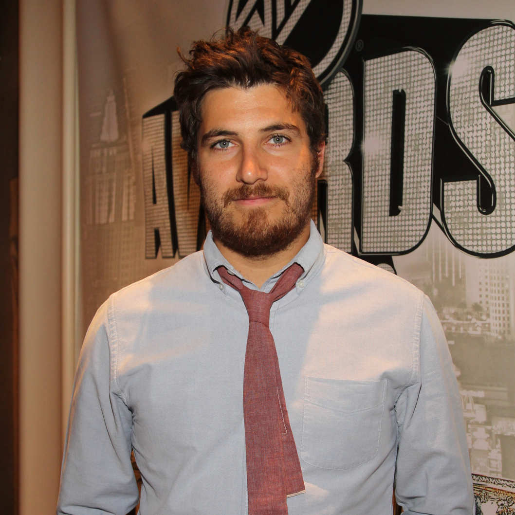 Actor Adam Pally arrives before the 2012 NHL Awards at the Encore Theater at the Wynn Las Vegas on June 20, 2012 in Las Vegas, Nevada.