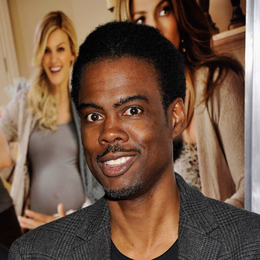 "Chris Rock attends the ""What To Expect When You're Expecting"" New York Screening at AMC Lincoln Square Theater on May 8, 2012 in New York City."