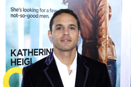 "Daniel Sunjata attends the ""One for the Money"" premiere at the AMC Loews Lincoln Square on January 24, 2012 in New York City."