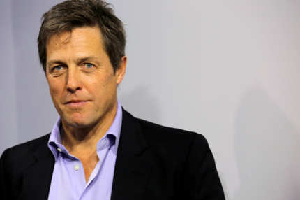 "\Actor Hugh Grant attends ""Cloud Atlas"" Photo Call during the 2012 Toronto International Film Festival at TIFF Bell Lightbox on September 9, 2012 in Toronto, Canada."