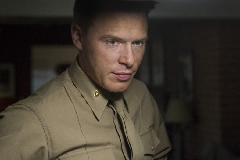 Diego Klattenhoff as Mike Faber in Homeland (Season 2, Episode 6). - Photo: Kent Smith/SHOWTIME - Photo ID: Homeland_206_3404