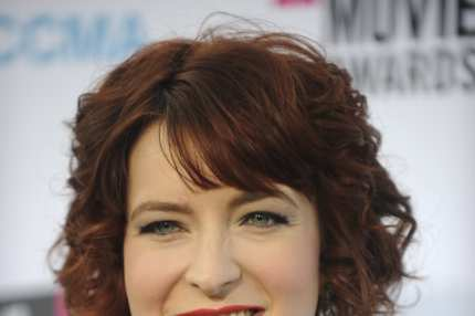 Diablo Cody arrives for the 17th annual Critics' Choice Movie Awards at the Hollywood Palladium in Hollywood, California January 12, 2012.