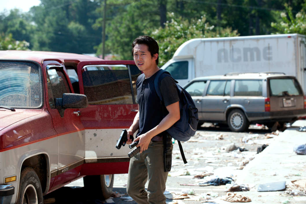 Glenn (Steven Yeun) - The Walking Dead - Season 3, Episode 6