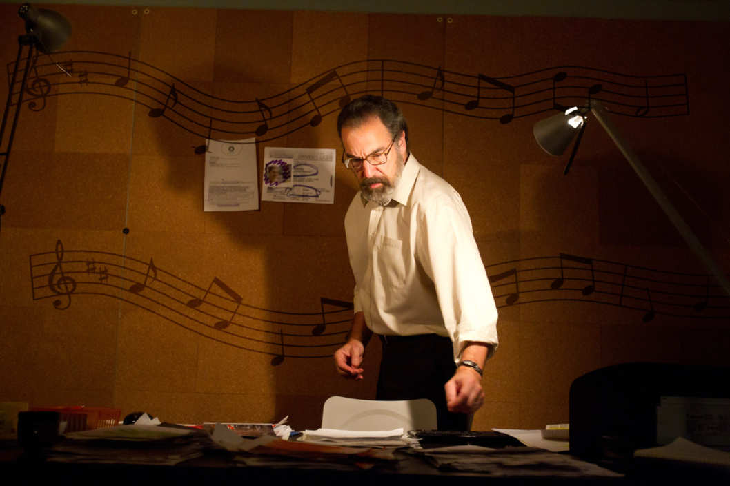 Mandy Patinkin as Saul Berenson in Homeland (episode 11) - Photo: Kent Smith/SHOWTIME - Photo ID: homeland_110_0270