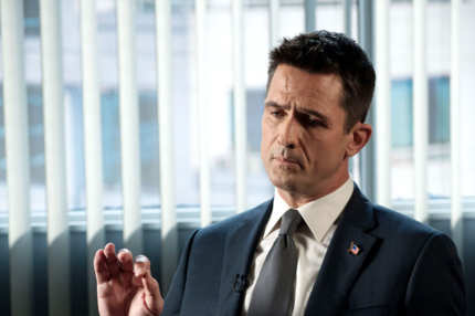 Mayoral Candidate Darren Richmond (Billy Campbell) - The Killing - Season 2, Episode 6