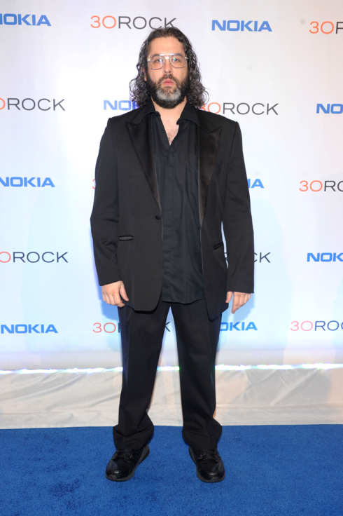 "Judah Friedlander attends ""30 Rock"" Series Finale Wrap Party at Capitale on December 20, 2012 in New York City."