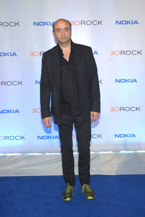 "NEW YORK, NY - DECEMBER 20:  Scott Adsit attends ""30 Rock"" Series Finale Wrap Party at Capitale on December 20, 2012 in New York City.  (Photo by Michael Loccisano/Getty Images)"