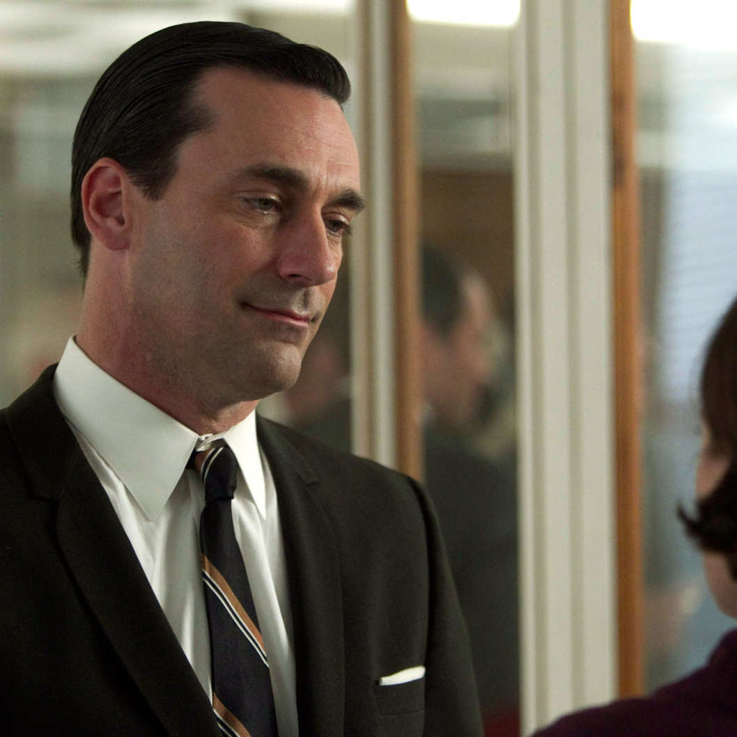 Don Draper (Jon Hamm) - Mad Men - Season 5, Episode 11